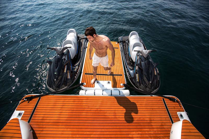 Yacht Platform